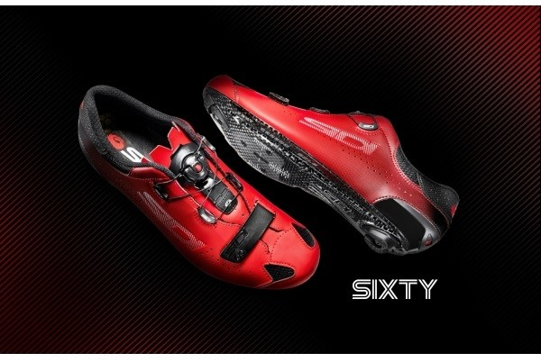 Introducing the Sidi Sixty - A New Shoe to Mark the Company's 60th Year