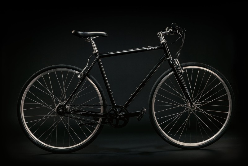 Priority Bicycles x Gear Patrol Commuter Bike