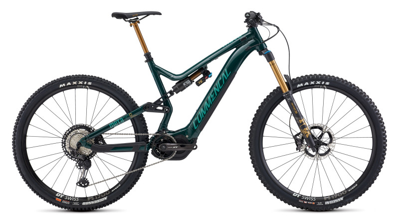 Commencal Launches the Meta Power 29 Signature 2020