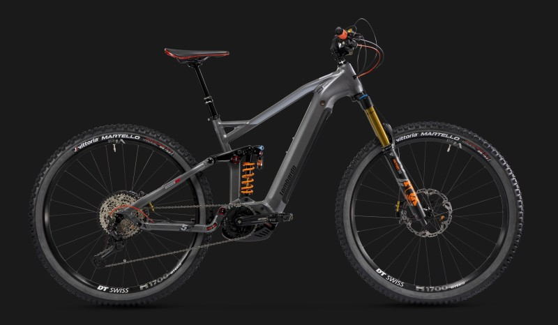 Evolution 2020 - New Lombardo DC90 eMTB
