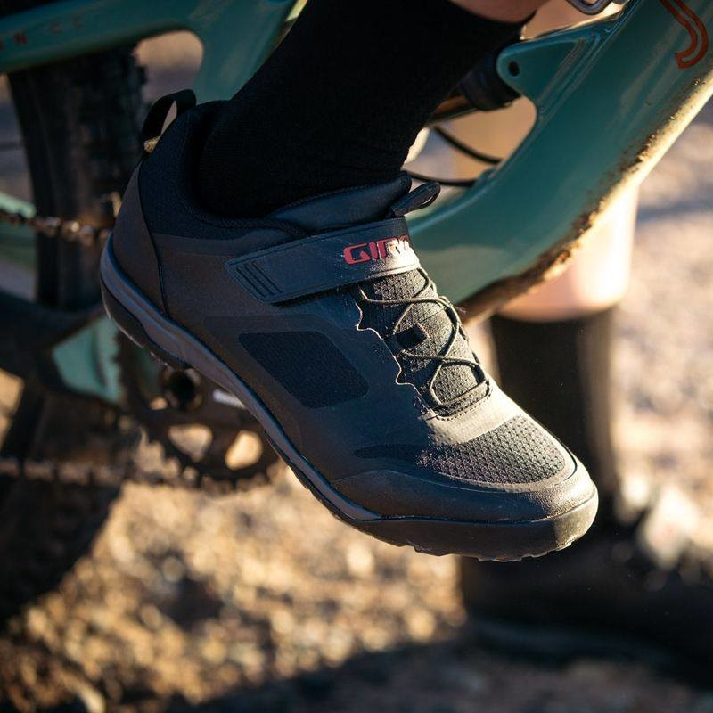 Introducing the Giro Ventana Fastlace Shoe