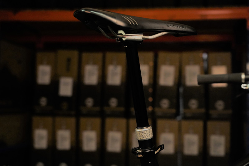 Silverback Bikes - Surface Components Introduces Dropper Seat Posts