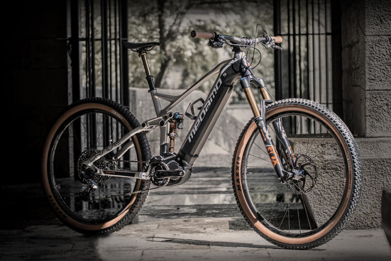 Megamo Launched the New Crave 01 eMTB