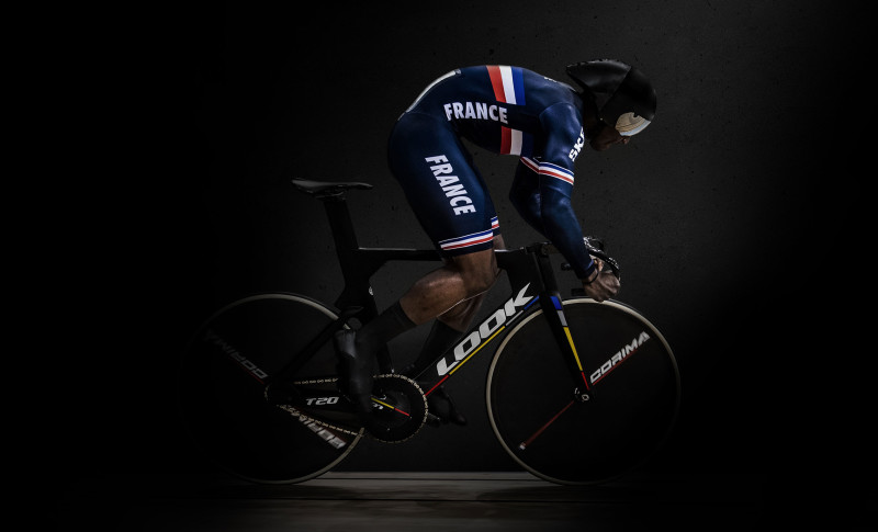 LOOK's New T20 Track Bike: Performance Made In France