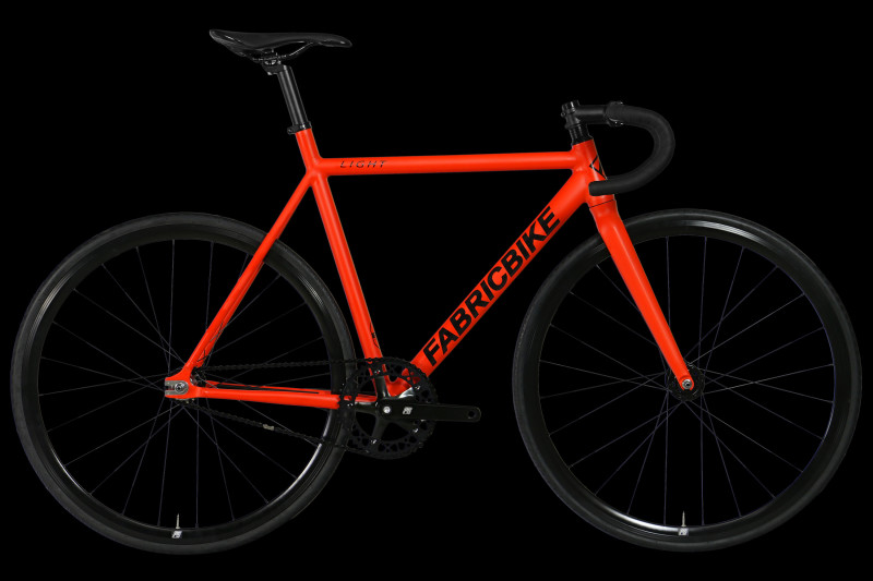 "Fabricbike: ""Introducing the Next Level of our Track Fixie: The FabricBike Light PRO"""