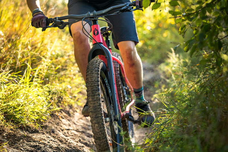 Whisky Parts Co Launched the New No.9 MTN Boost LT Fork