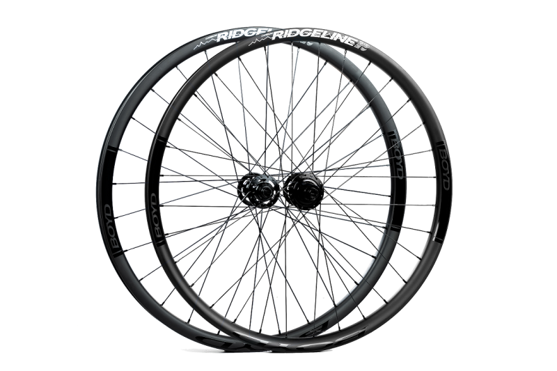 Introducing the New 2020 Boyd Ridgeline Carbon MTB Wheels