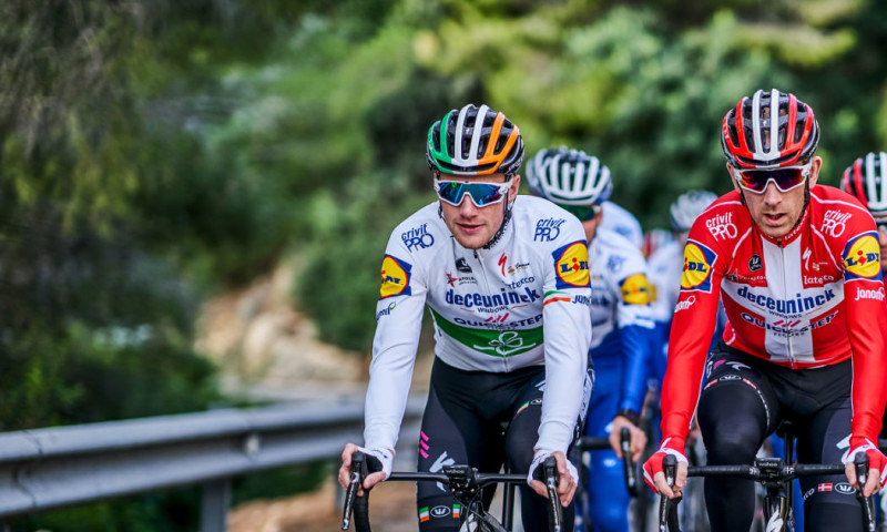 Deceuninck – Quick-Step to Tour Down Under