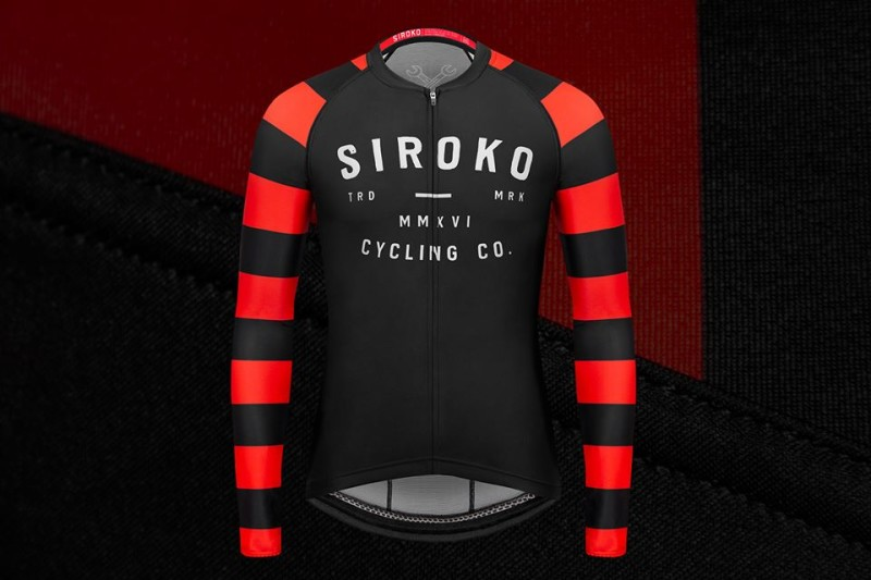 Siroko Launched New Long Sleeve Cycling Jerseys