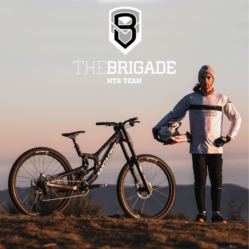 Monkey's Sauce is Proud to be Official Partner of The Brigade Team!