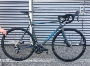 The Ritchey Road Logic Disc Frameset is Here