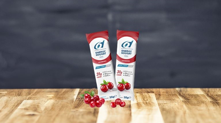New Product - 6d Energy Nougat Cranberry