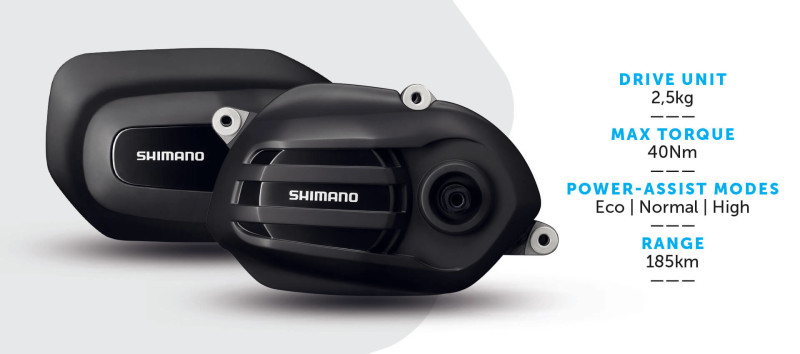 Shimano Steps Simplified