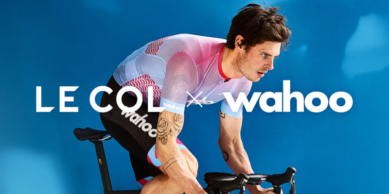 Introducing - The Le Col x Wahoo Indoor Training Collection