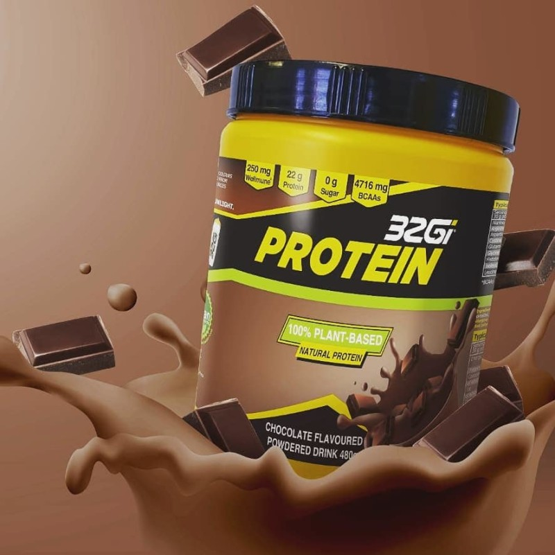 It's official - 32Gi Sports Nutrition Launched the Super-Potent 32Gi Protein