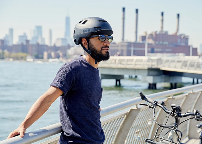 The New Bern Helmets Hudson: Features for the Urban Commuter