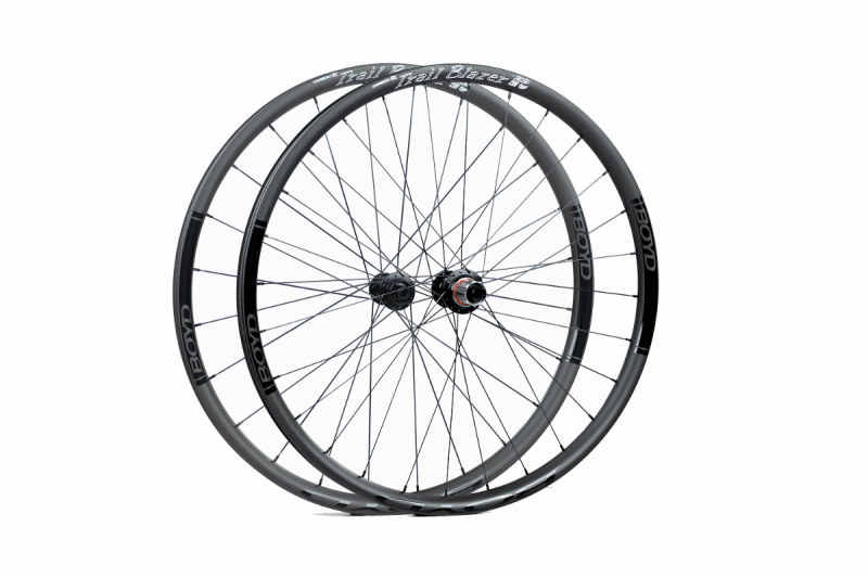 Boyd Cycling Trailblazer - Ultra Lightweight MTB and Gravel Wheelset