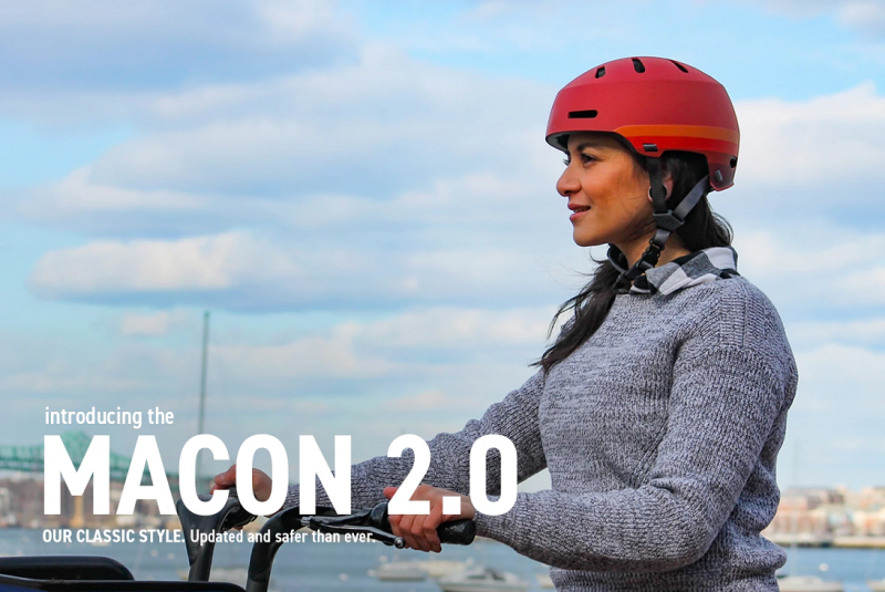 Lighter, Safer, More Comfortable: Introducing the Bern Macon 2.0