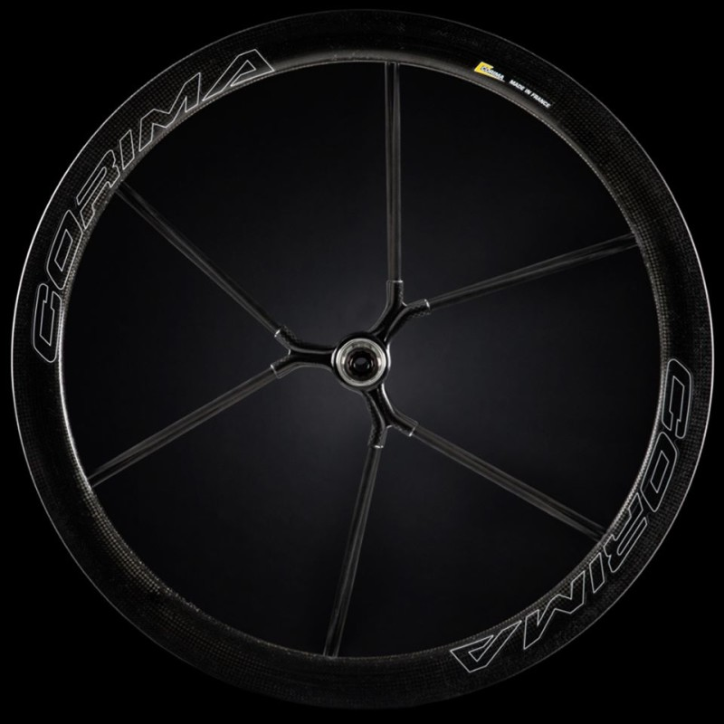 Corima MCC DX - The New Reference of Carbon Wheel
