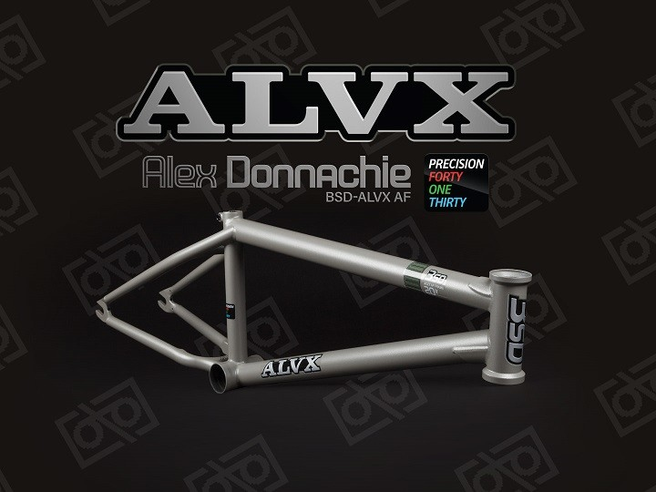 New Special Edition BSD ALVX AF Frame Available for Pre-Order Now!
