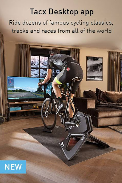 The New Tacx Desktop app is live