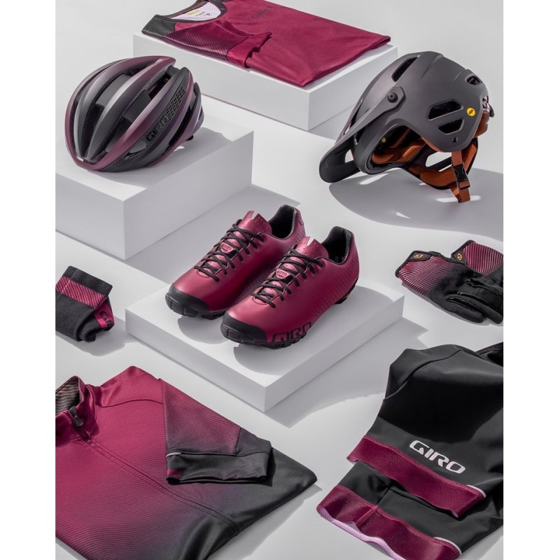 The Ox Blood Collection from Giro Is Here