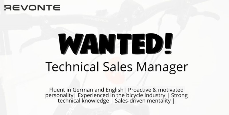 Job Offer by Revonte - Technical Sales Manager