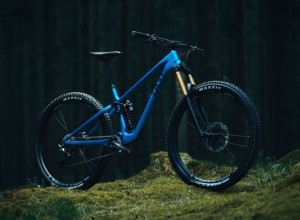 Last Bikes Present their First Carbon Bike - The TARVO
