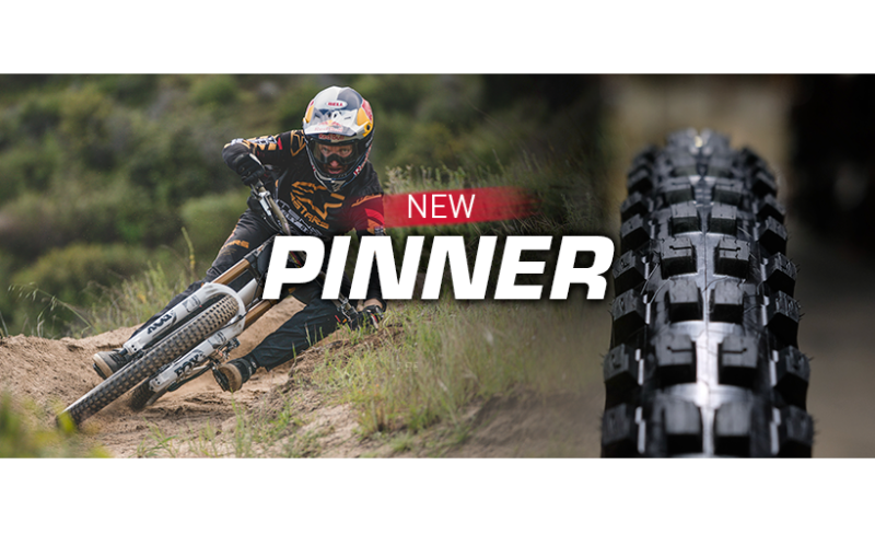 The Pinner is Kenda's All New Dry Condition Gravity Tire