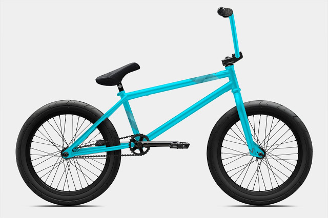 The New Vex XL BMX Bike from Verde Bikes