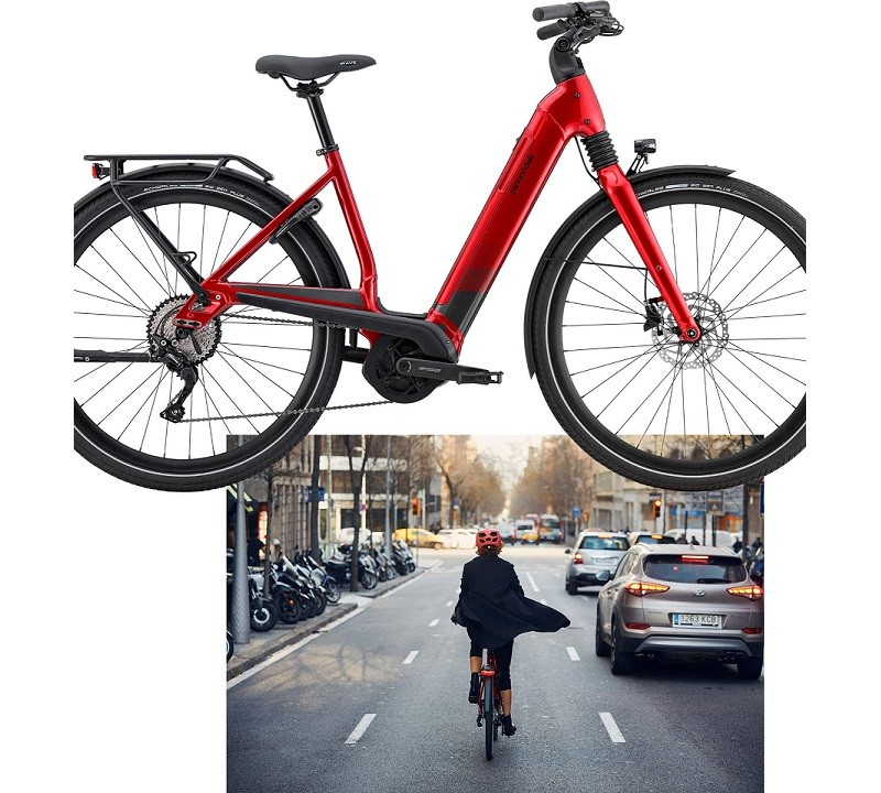 The All-New Cannondale Mavaro Neo - Engineered to Maximize Riding Enjoyment