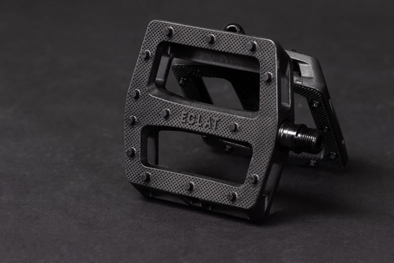 The Éclat Seeker Pedal was Born Out of Desire and Need