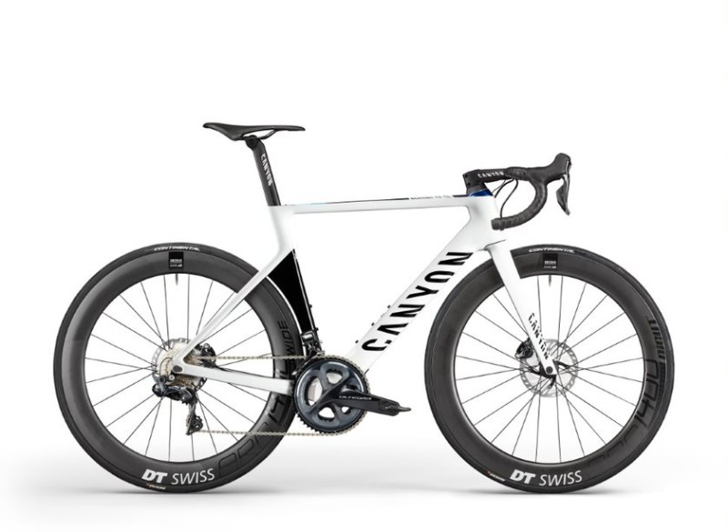 Canyon Presents Limited Edition Aeroad Alpecin-Fenix Team Replica