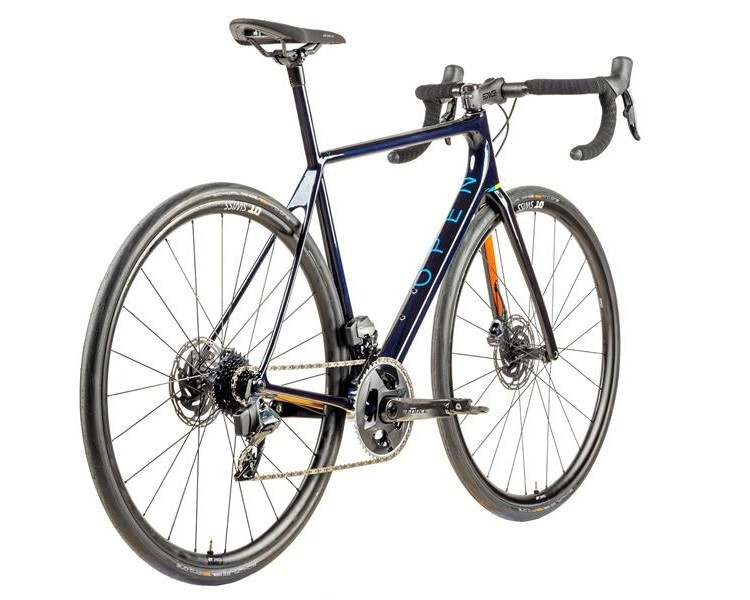 Introducing the New OPEN MIN.D. High Performance Road Bike