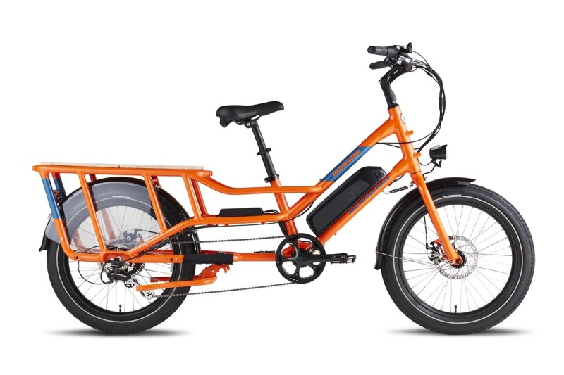 Rad Power Bikes RadWagon 4: Redesigned from the Ground Up