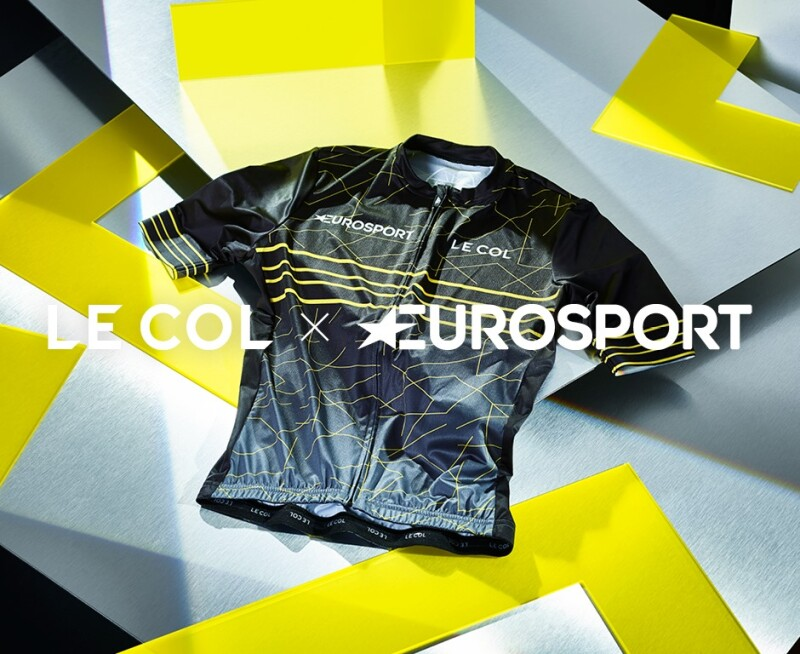 Introducing The New Le Col x Eurosport Collection