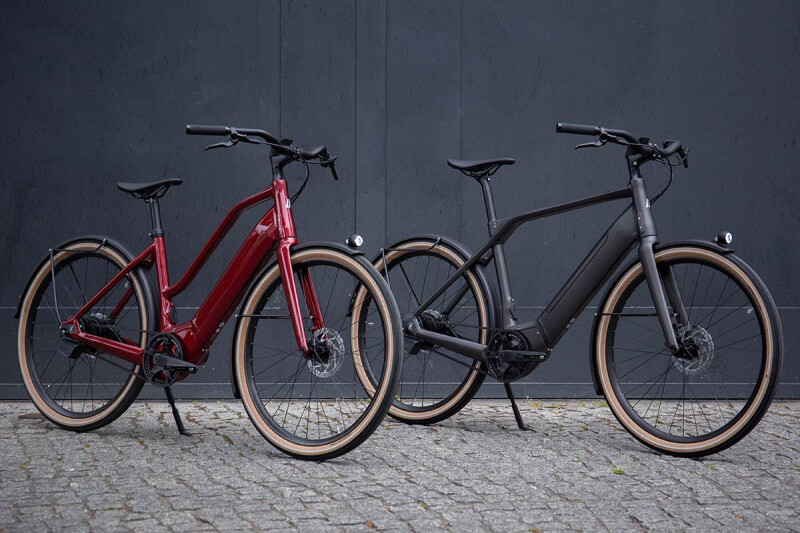 New Schindelhauer E-Bikes with Automatic Shifting