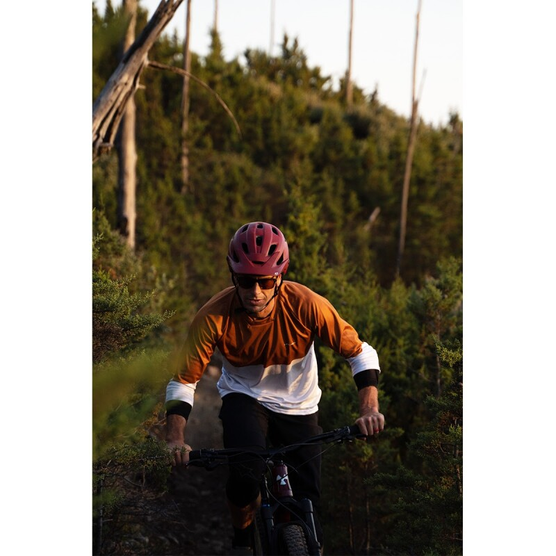 New Voler Firebreak Enduro Jersey - Built for the Rigors of All-Mountain Riding and Enduro Racing