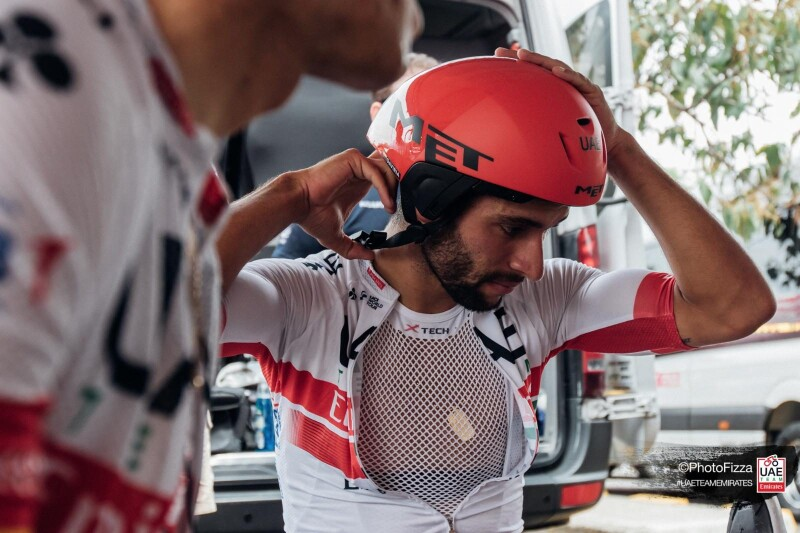 UAE Team Emirates has Renewed with X-Tech