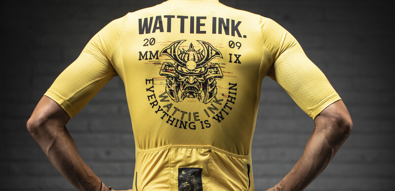 Wattie Ink. Launched the Fury Collection