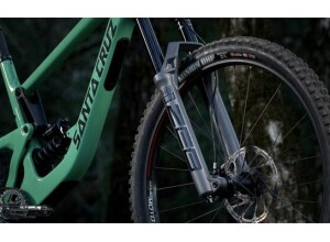 RockShox ZEB - Whole New Breed of Fork, Designed to Match the New Generation of Long-Travel Mountain Machines