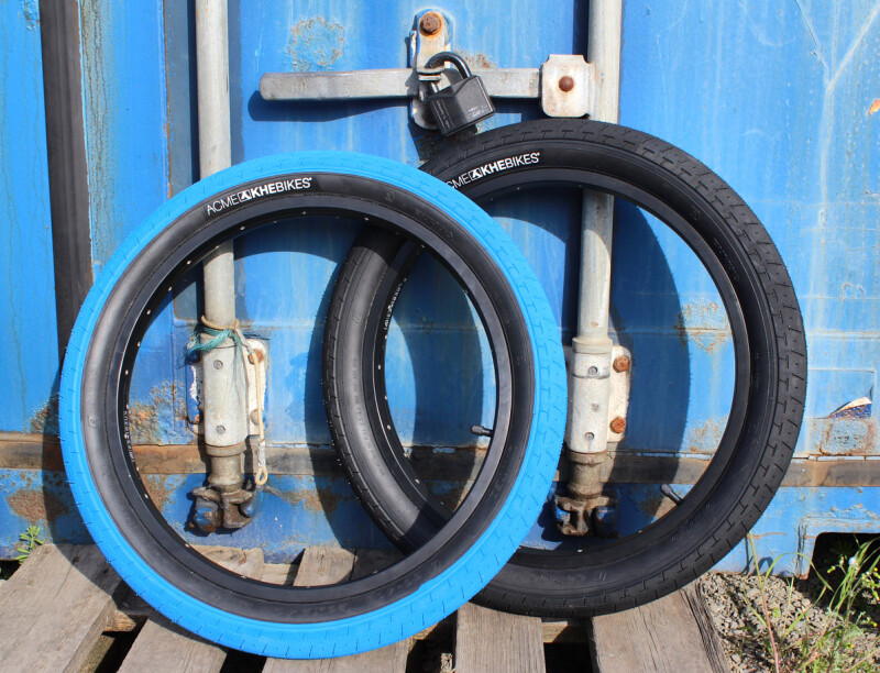 The New KHEbikes ACME BMX Tires
