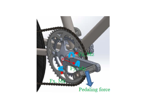 Development of Power Meter for a Bicycle