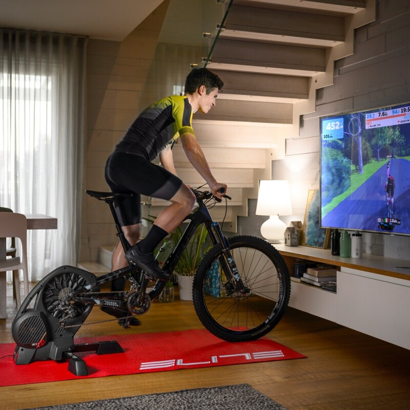 Get Ready for the New Elite Direto XR Interactive Trainer