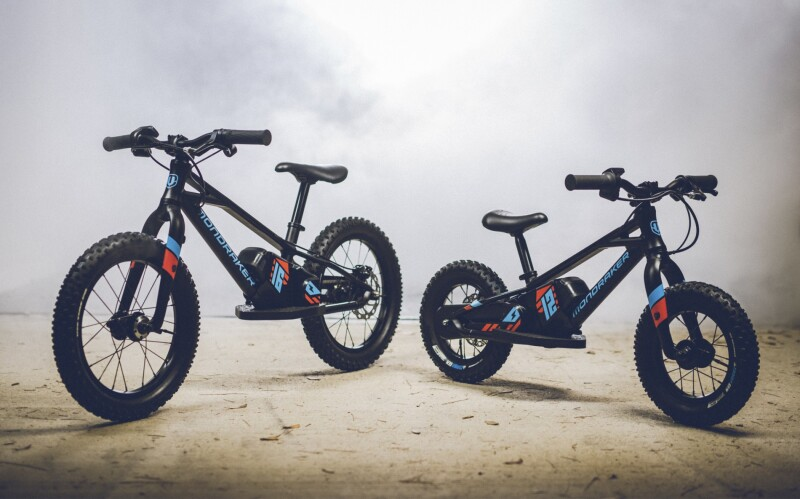New Mondraker Grommy - The First True e-Balance Bike is Here!