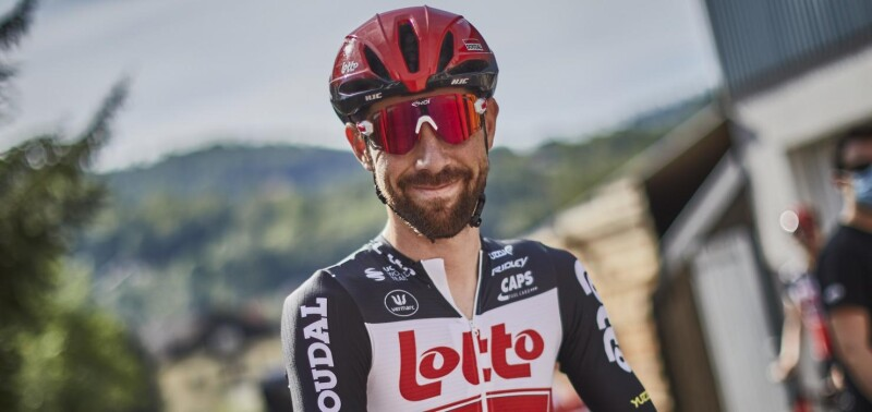 Thomas De Gendt Renews his Contract for Two Years with Lotto Soudal