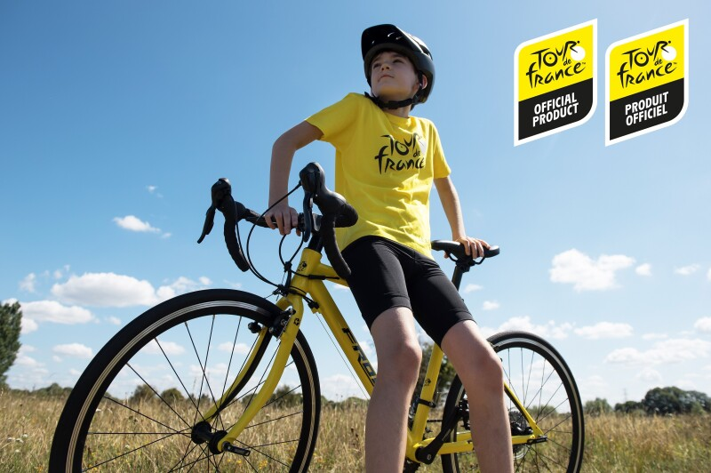 Special Tour de France™ Edition Now Available From Frog Bikes