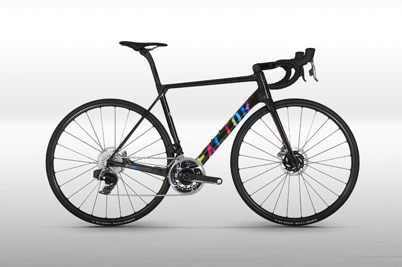 Factor Bikes Announces the Integrated O2 VAM & Black Inc Twenty Wheelset