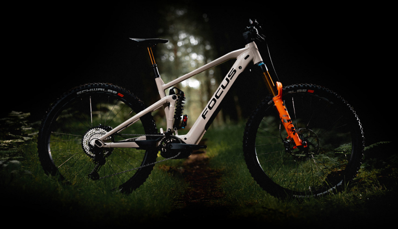 The All-New Focus Sam² - Meet the Most Aggressive e-MTB in the Focus Line-Up