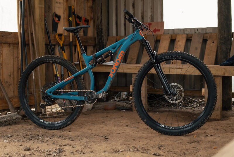 Evolution Never Stops - Meet the New Sonder Evol 140/150mm Trail 29er